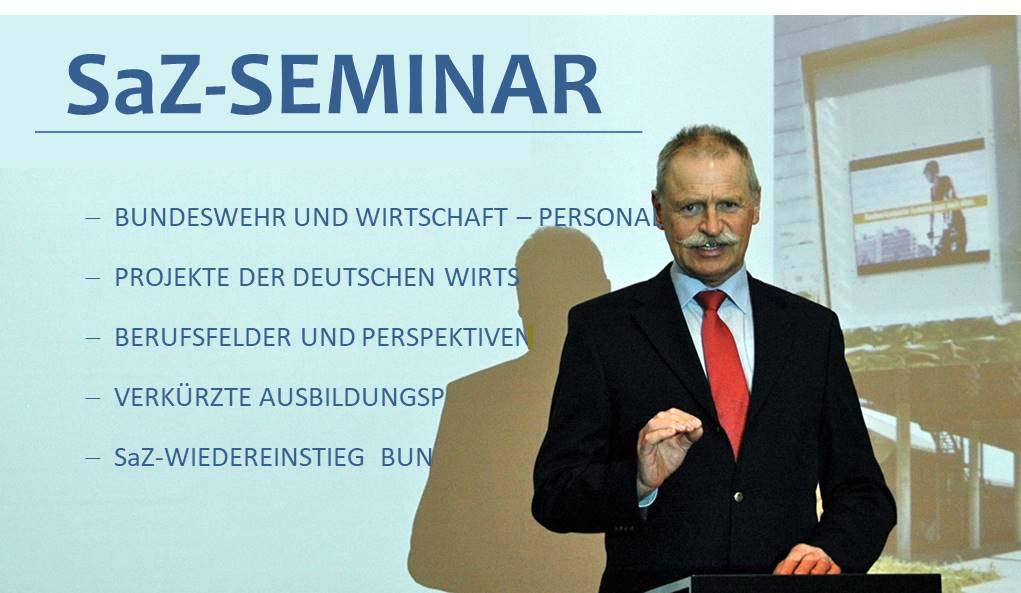 Saz-Karriere Beratung mit Hans-Joachim Benner